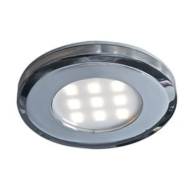 DALS Lighting 3.25-in Hardwired/Plug-In Under Cabinet LED Puck Light