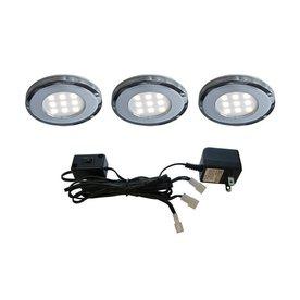 Plug in under cabinet led lighting