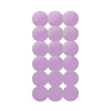 Nameeks 31-1/8-in x 15-5/8-in Giotto Lilac Rubber Bath Mat