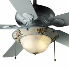 Cascadia Lighting 2-Light Ceiling Fan Light Kit