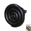 Artesano Iron Works 1-1/2-in Oxidized Round Cabinet Knob