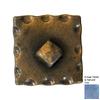 Artesano Iron Works Natural Iron Square Cabinet Knob