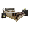 Home Styles Arts and Crafts Black Queen Bedroom Set