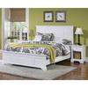 Home Styles Naples White Queen Bedroom Set