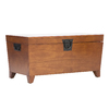 Boston Loft Furnishings Ellison Mission Oak Rectangular Coffee Table
