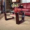 Magnussen Home Cordoba Coffee Bean Rectangular Coffee Table