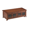 Magnussen Home Harbor Bay Toffee Cherry Rectangular Coffee Table