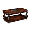 Magnussen Home Harcourt Cherry Cherry Rectangular Coffee Table