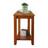 Homelegance Elwell Oak Poplar End Table