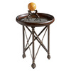 Butler Specialty Metalworks Metal Round End Table