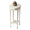 Butler Specialty Masterpiece Cottage White Oval End Table