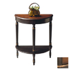 Butler Specialty Cafe Noir Cherry Half-Round End Table