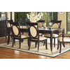 Somerton Home Furnishings Signature Dark/Cherry Rectangular Dining Table