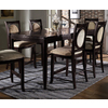 Somerton Home Furnishings Shadow Ridge Dark/Cherry Rectangular Dining Table