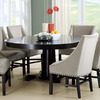 Monarch Specialties Dark Cappuccino Oval Dining Table