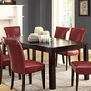 Monarch Specialties Dark Espresso Rectangular Dining Table