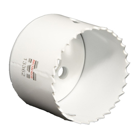 Morris Products 4-3/4-in Bi-Metal Non-Arbored Hole Saw