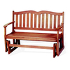 Jordan Manufacturing 51.2-in L Patio Bench