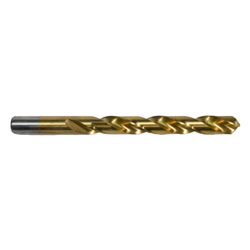 Morris Products 11/32-in Titanium Metal Twist Drill Bit