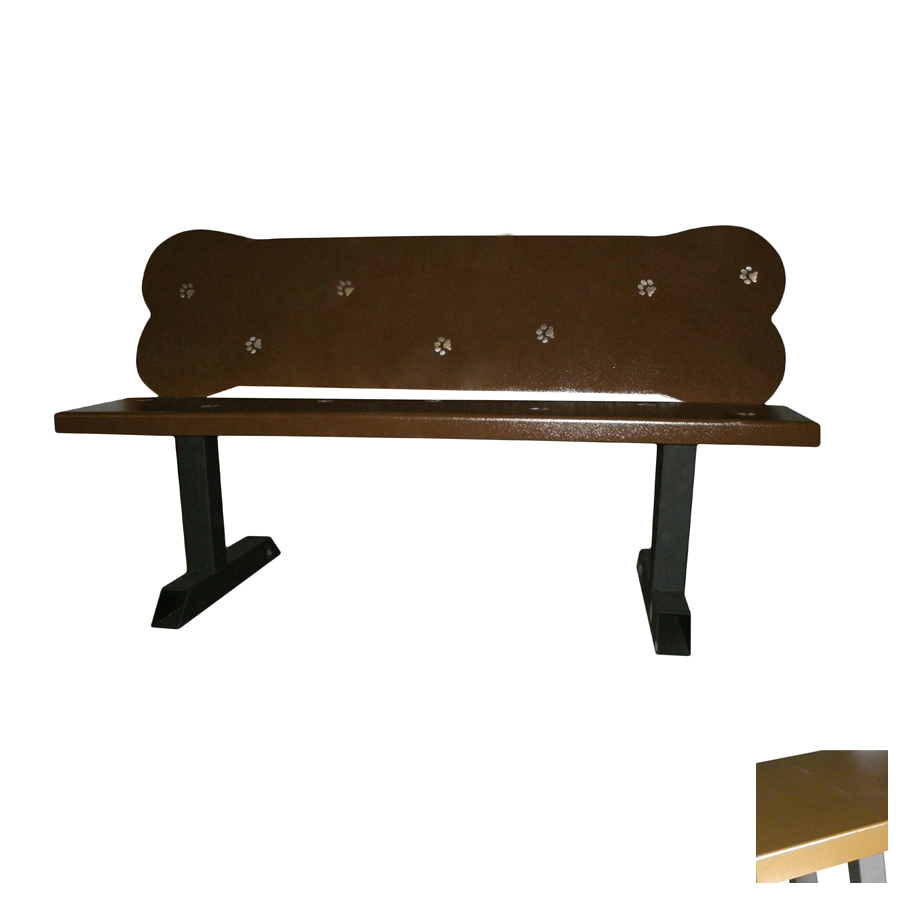 Shop Ofab 66 In L Patio Bench At