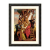 Amanti Art 32.16-in W x 42.41-in H Spiritual and Religious Framed Wall Art