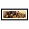 Amanti Art 42.62-in W x 18.87-in H Animals Framed Wall Art