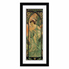 Amanti Art 18.12-in W x 39.62-in H Portrait Framed Wall Art