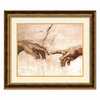 Amanti Art 27.72-in W x 23.72-in H Spiritual and Religious Framed Wall Art
