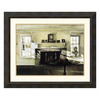 Amanti Art 36.41-in W x 29.41-in H Decor Framed Wall Art