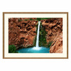 Amanti Art 35.04-in W x 25.04-in H Natural Landscape Framed Wall Art