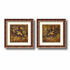 Amanti Art 29.5-in W x 29.5-in H Oriental Framed Wall Art