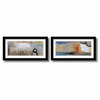 Amanti Art 31.62-in W x 16.62-in H Abstract Framed Wall Art