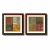 Amanti Art 23.02-in W x 23.02-in H Abstract Framed Wall Art