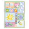 Art 4 Kids 18-in W x 24-in H Floral and Still Life Framed Wall Art