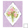 Art 4 Kids 12-in W x 9-in H Floral and Still Life Framed Wall Art
