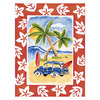 Art 4 Kids 12-in W x 9-in H Automotive Framed Wall Art