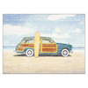Art 4 Kids 14-in W x 11-in H Automotive Framed Wall Art