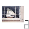 Art 4 Kids 28-in W x 22-in H Nautical Framed Wall Art