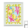 Art 4 Kids 13-in W x 16-in H Floral and Still Life Framed Wall Art