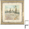 Art 4 Kids 14-in W x 14-in H Nautical Framed Wall Art