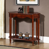 All Things Cedar Cherry Birch Rectangular Console and Sofa Table