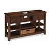 Magnussen Home Tanner Tobacco Cherry Rectangular Console and Sofa Table