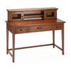 Magnussen Home Harbor Bay Toffee Cherry Rectangular Console and Sofa Table
