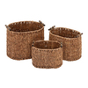 UMA Enterprises Natural Wood Basket