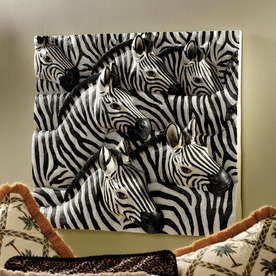 Design Toscano 30.5-in W x 26.5-in H Novelty Hand-Painted Wall Art
