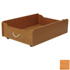 KidKraft 23.5-in W x 10.25-in H Honey Composite Wood Bin