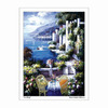 Get Down Art 28-in W x 22-in H Seascape Limited Editions Wall Art