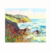 Cascadia 36-in W x 30-in H Seascape Canvas Wall Art