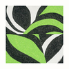 Cascadia 16-in W x 16-in H Abstract Canvas
