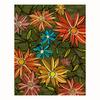 Cascadia 11-in W x 14-in H Frameless Canvas Floral Arrangement 1 Print Wall Art